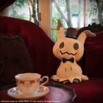 一番くじ Pokemon Mimikkyu's Antique & Tea6