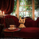 一番くじ Pokemon Mimikkyu's Antique & Tea7
