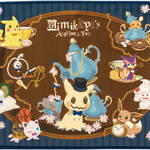一番くじ Pokemon Mimikkyu's Antique & Tea10