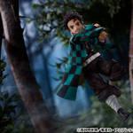 『鬼滅の刃』炭治郎のアクションフィギュア5