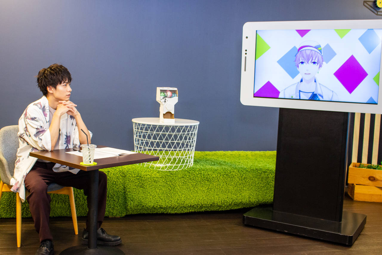 小澤廉『Sora's Senpai Club』画像1|numan