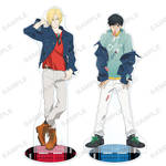 「BANANA FISH POP UP SHOP in MAGNET by SHIBUYA109」6
