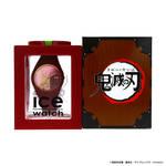 02.「鬼滅の刃」× ICE-WATCH コラボレーションウォッチ 竈門 禰豆子 モデル6