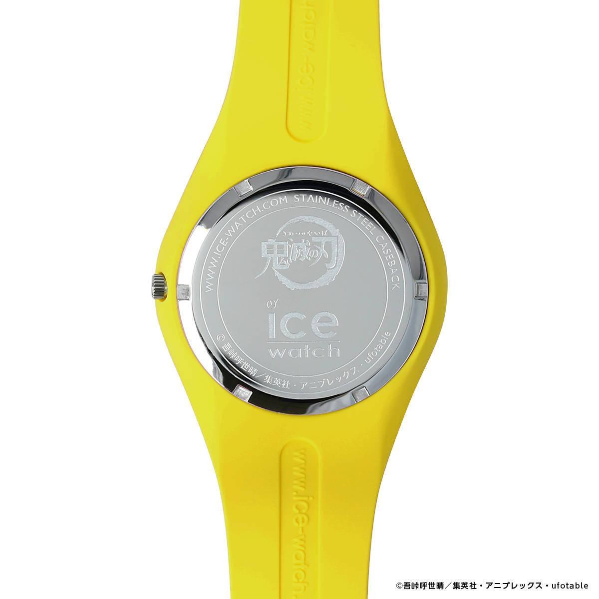 03.「鬼滅の刃」× ICE-WATCH コラボレーションウォッチ 我妻善逸 モデル7