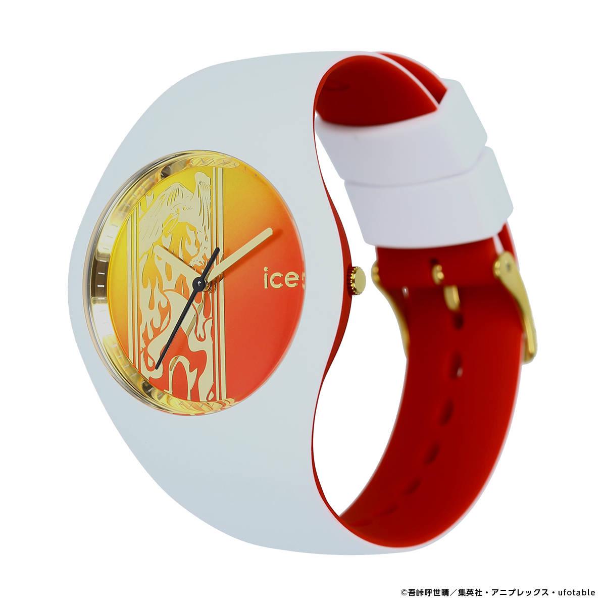 05.「鬼滅の刃」× ICE-WATCH コラボレーションウォッチ 煉獄杏寿郎 モデル