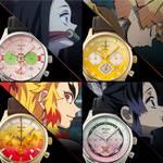 『鬼滅の刃』TiCTAC コラボレーションデザインウォッチが発売決定!4