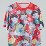 おそ松さん 巣ごもりTシャツ2