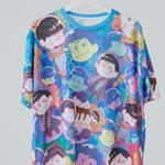 おそ松さん 巣ごもりTシャツ3