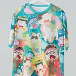 おそ松さん 巣ごもりTシャツ4