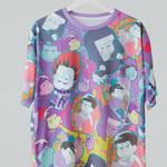 おそ松さん 巣ごもりTシャツ5