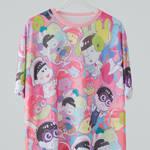 おそ松さん 巣ごもりTシャツ7