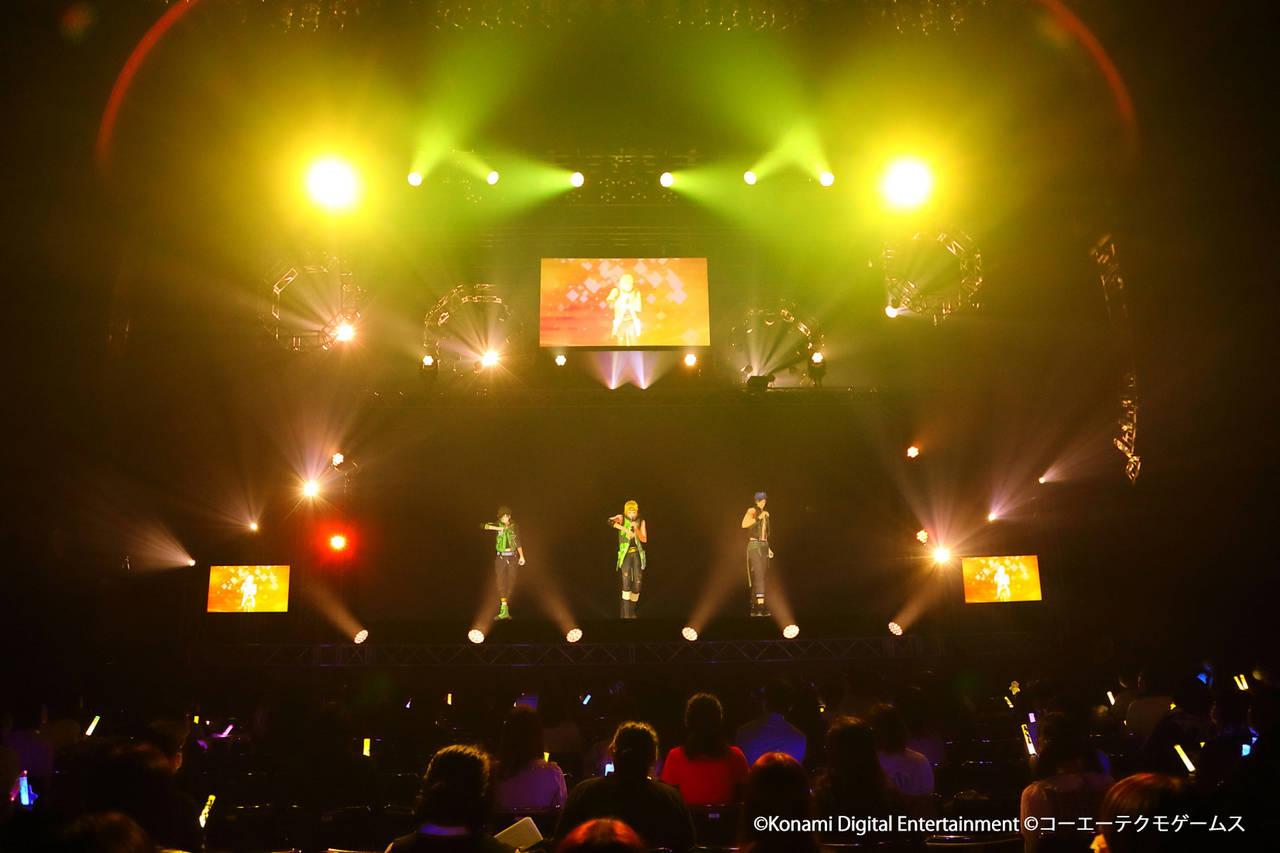 『3 Majesty × X.I.P. LIVE in KT Zepp Yokohama -Playback DMM VR THEATER-』速報画像3 numan