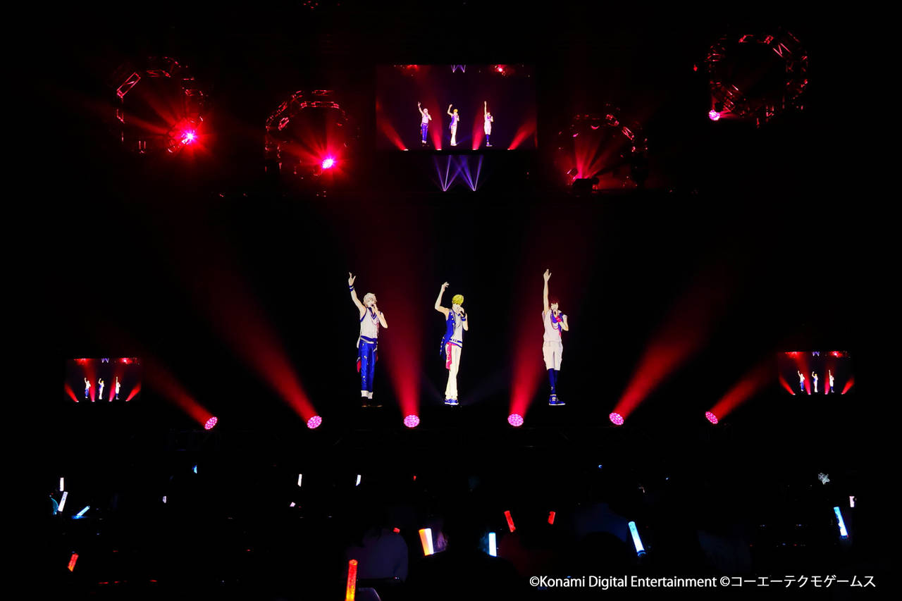 『3 Majesty × X.I.P. LIVE in KT Zepp Yokohama -Playback DMM VR THEATER-』速報画像4 numan