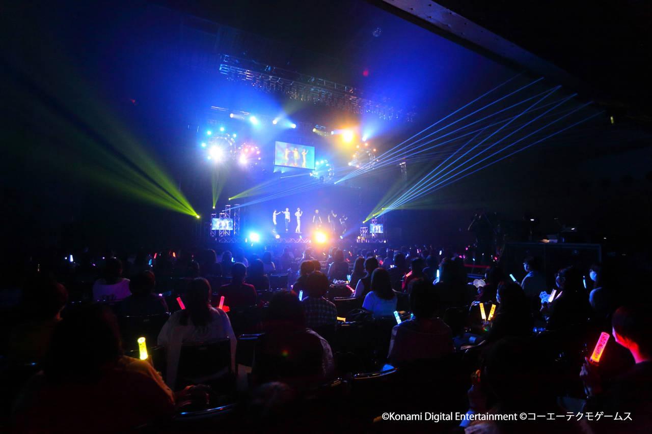 『3 Majesty × X.I.P. LIVE in KT Zepp Yokohama -Playback DMM VR THEATER-』速報画像9 numan