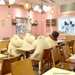 やっぱり可愛いムーミンカフェ10