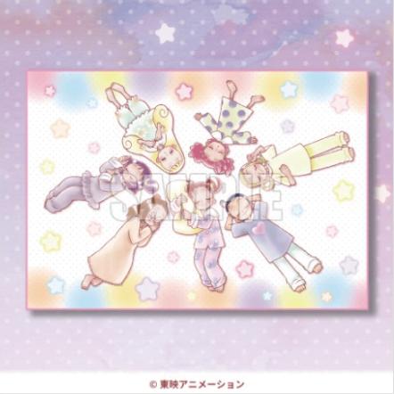 『おジャ魔女どれみ』パジャマ姿でおやすみ♡公式描き下ろしグッズが販売決定!2