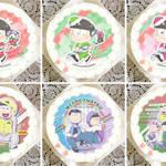 『おそ松さん』2020クリスマスケーキ
