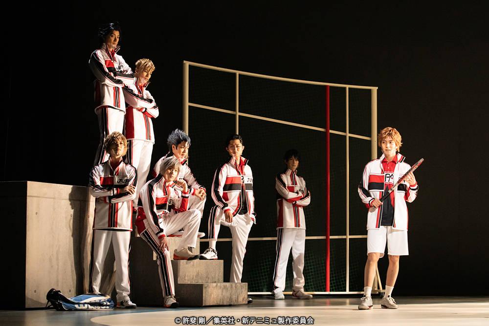 ミュージカル『新テニスの王子様』The First Stage