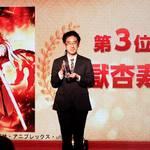 第3位󠄁「煉󠄁獄杏寿郎」 アニメ『⻤滅の刃』プロデューサー・高橋祐馬氏