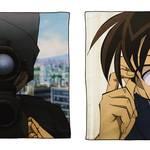『名探偵コナン』ビジュアルタオル