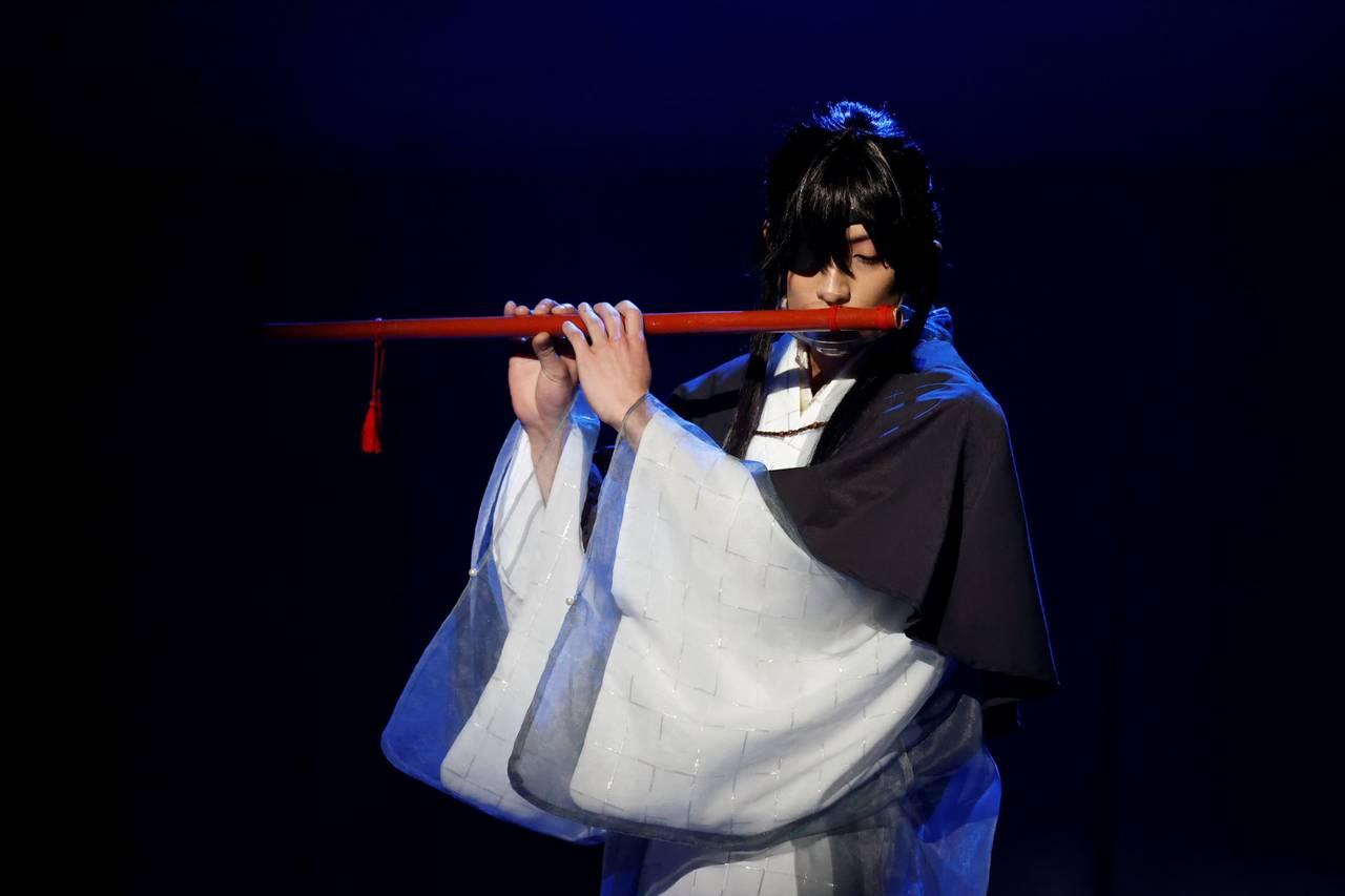 陳内将、梅津瑞樹ら出演!舞台「紅葉鬼」~童子奇譚~が開幕!