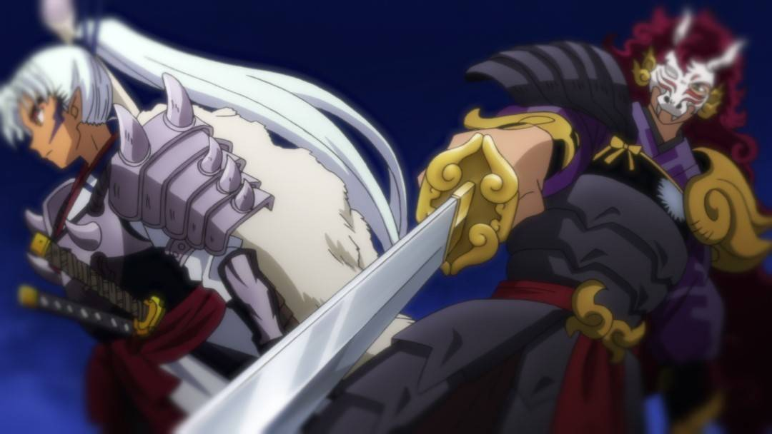 アニメ『半妖の夜叉姫』第15話「月蝕、運命の惜別」先行カット&あらすじ1