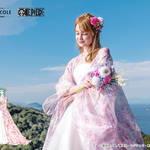 『ONE PIECE』コラボウェディングドレス第6弾はワノ国「日和」イメージ♪
