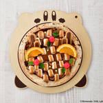 星のカービィ_カフェ_Chocolate de PUPUPU