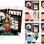 『鬼滅の刃』×ナンジャタウンコラボが決定!炭治郎たちが猫と戯れる描き下ろしイラストも15