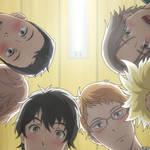 ノイタミナアニメ『2.43 清陰高校男子バレー部』第4話先行カットとあらすじが解禁!4