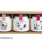 スヌーピーデザインのデザートコーヒーに、キュートなNEWパッケージが登場