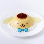 ポチャッコ&ポムポムプリン&シナモロールのコラボカフェ!