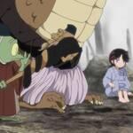 『半妖の夜叉姫』第20話「半妖の隠れ里」あらすじ&先行カット3