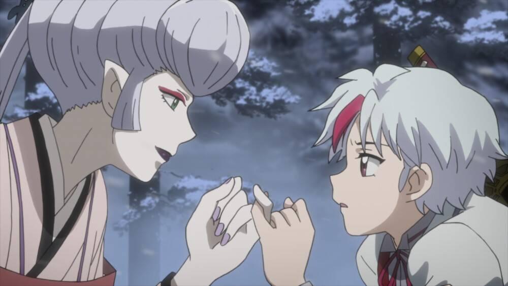 『半妖の夜叉姫』第22話「奪われた封印」あらすじ&先行カット1