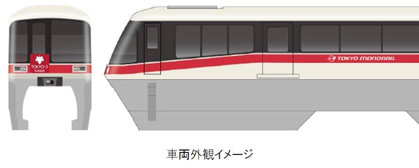 東京モノレールが『シン・エヴァンゲリオン劇場版』に!