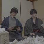 BL×落語『僕ら的には理想の落語』第12話の先行カット公開!10