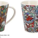 スタジオジブリ『魔女の宅急便』『ハウルの動く城』『耳をすませば』新作グッズ! カゴ型トレイやアートマグカップなど♪