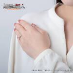 【進撃の巨人】ソリティアリング リヴァイ