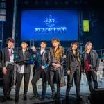 ブラスタ 1st LIVE『BLACK LIVE』イベントレポート公演画像|numan