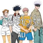 ALI「LOST IN PARADISE feat. AKLO」期間生産限定盤(CD)画像