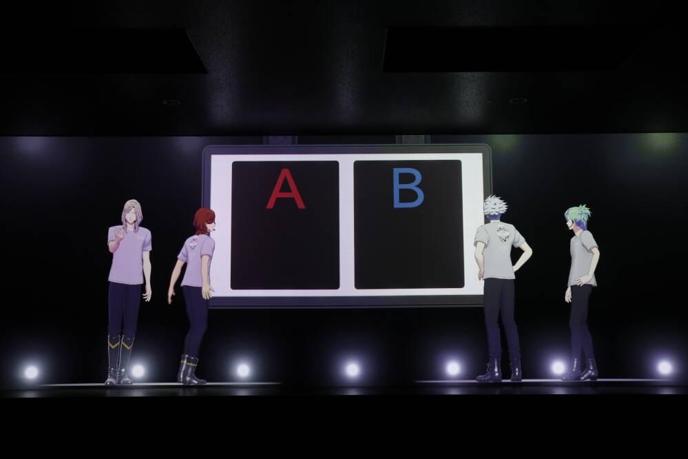 寿嶺二役の森久保祥太郎も登壇『QUARTET NIGHT LIKE A GAME』レポート02