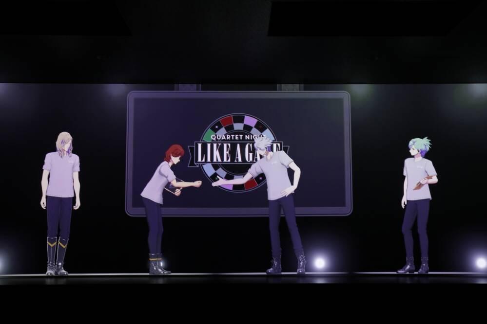 寿嶺二役の森久保祥太郎も登壇『QUARTET NIGHT LIKE A GAME』レポート03