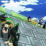 『僕のヒーローアカデミア』第5期先行カット解禁! 第89話「出動!1年A組」はアニメオリジナル回