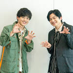 下野紘・長江崚行『青山オペレッタ THE STAGE』インタビュー画像②