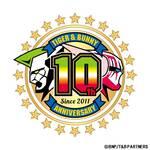 『TIGER & BUNNY』10周年記念特設サイトがOPEN!新情報続々解禁!アニバーサリーロゴも2