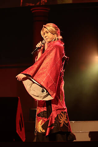置鮎龍太郎さん『遙か二十年《鬼》祭』イベントレポート|numan