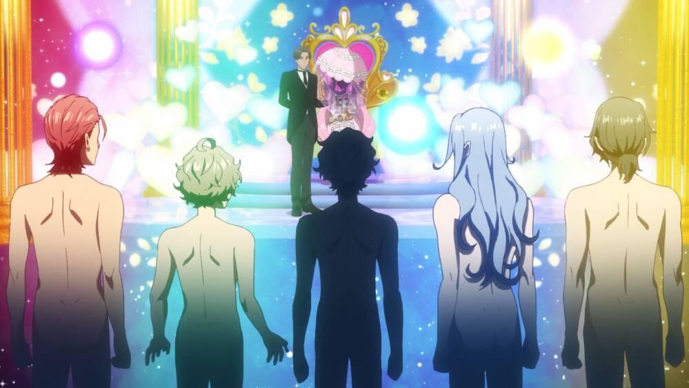 『Fairy蘭丸~あなたの心お助けします~』第1話 禁忌其の壱「恋愛」新規カット06