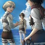 TVアニメ『進撃の巨人』Season3 第7巻 (初回限定版)Blu-ray画像