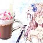 Sweet hot chocolate/600円(『猫と私の金曜日』)
