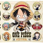 """CD『 ONE PIECE キャラソンBEST """"FESTIVAL""""』画像"""